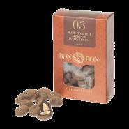 Extra Dark almonds Cocoa- Dusted no3