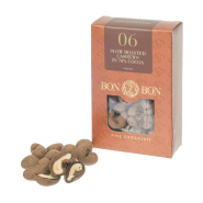 Extra  Dark Cashews Cocoa – Dusted no6