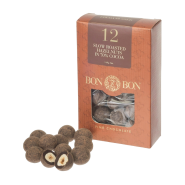 Extra Dark  Hazelnuts  Cocoa – Dusted no12