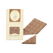 Macadamia Nougatine Milk  Chocolate Bar