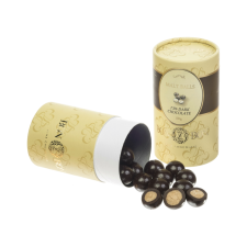 Dark Malt Balls – Small Cylinder