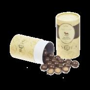 Milk Malt Balls – Small Cylinder
