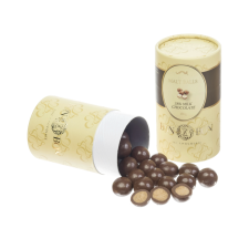 Milk Malt Balls – Small Cylinder