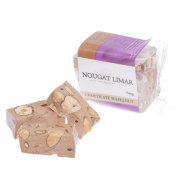 Chocolate , Almond & Hazelnut Nougat –  Single Serve