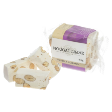 Vanilla & Almond Nougat –  Single Serve
