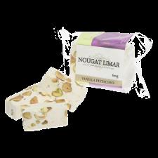 Vanilla & Pistachio Nougat –  Single Serve