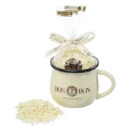 White Drinking Chocolate – Mug