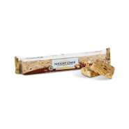 Chocolate, Almond & Hazelnut  Nougat  – log