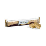 Coffee & Almond Nougat – log