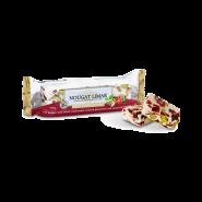Cherry Cranberry & Pistachio Nougat  – half log