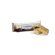 Coffee Almond Nougat – half log