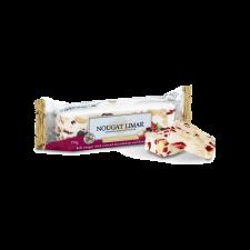Wild Berry & Macadamia Nougat – half log