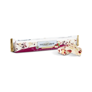 Wild Berry & Macadamia  Nougat – log