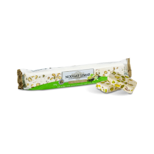 Vanilla & Pistachio Nougat – log