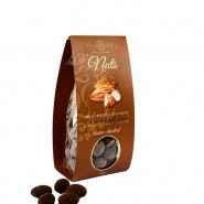 Almonds In Milk Chocolate / Window Box