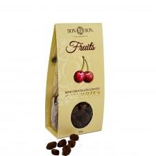 Sundried Cherries In Milk Chocolate / Window Box
