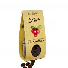 Cranberries In Dark Chocolate / Window Box