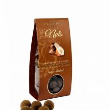 Hazelnuts In  Milk Chocolate / Window Box