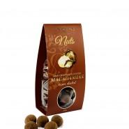 Macadamias In Dark Chocolate / Window Box