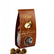 Macadamias In Milk Chocolate / Window Box