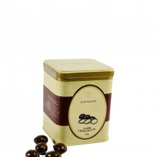 Almonds In  Dark Chocolate / Keepsake Tin