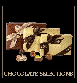 chocolate selection